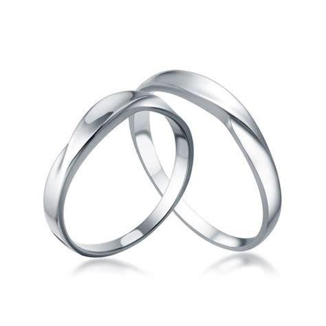 New fashion wedding ring: Matching wedding rings white gold
