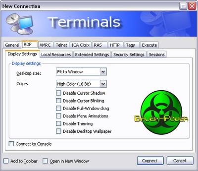 terminals alternative to rdp