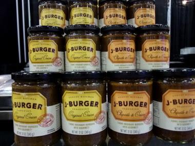 J. Burger Seasoning