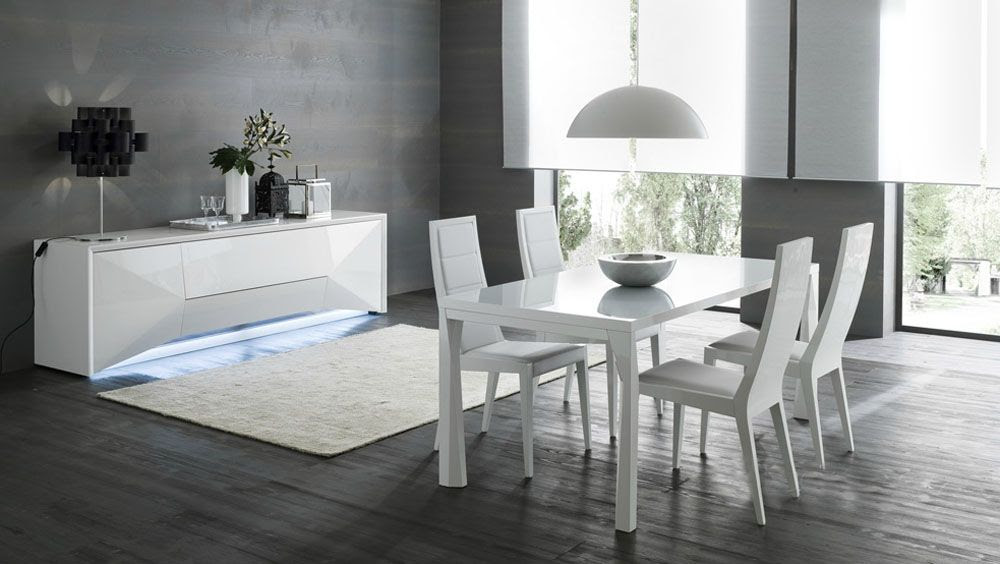 Italian dining furniture. Designer dining table sets. Luxury ...