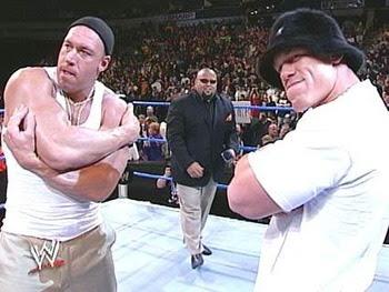 Bull Buchanan o tym, czy John Cena jest dobrym pracownikem