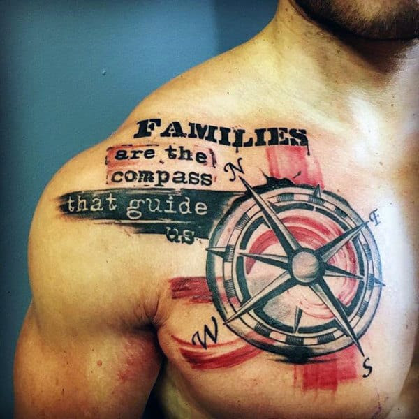 100 Family Tattoos For Men Commemorative Ink Design Ideas