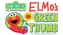 Sesame Street Live : Elmo Green Thumb pre-sale password for show tickets
