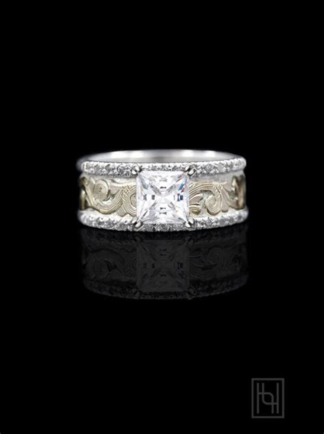 Western Wedding Rings & Bands   Engagement Rings   Hyo Silver
