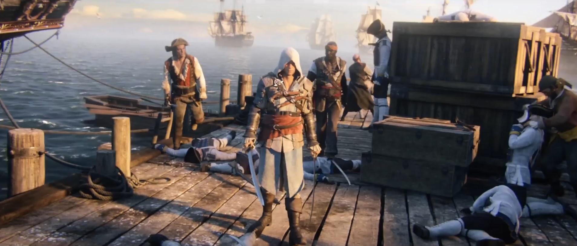 Assassins Creed Iv Black Flag Wallpaper 15