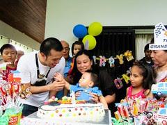 Qeeb's 1st Birthday Party