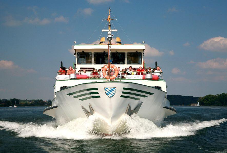Bilder der Flotte - Chiemsee Schifffahrt