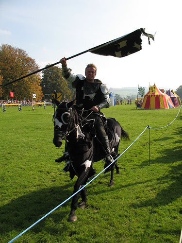 The Black Knight triumphant