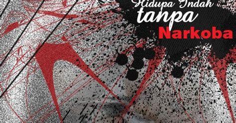 desain poster anti narkoba angga wardana blogs