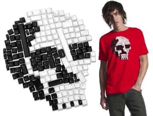 3 mac-keyboard-skull-shirt