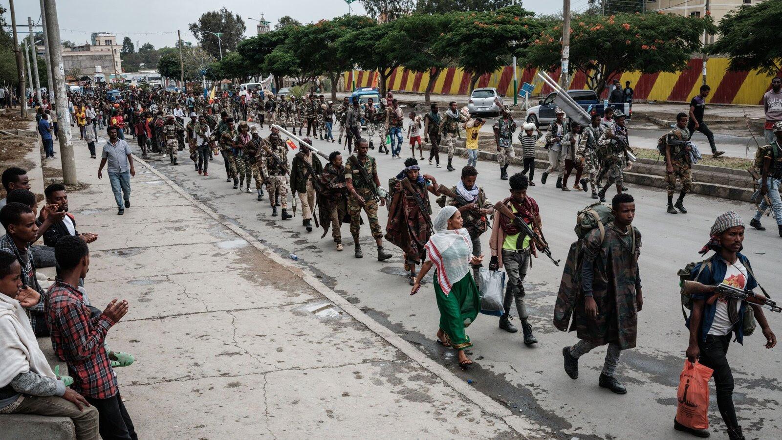 Biden to Meet With Kenya's President Amid Crisis in Ethiopia