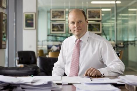 El consejero delegado del RBS, Stephen Hester. | Efe