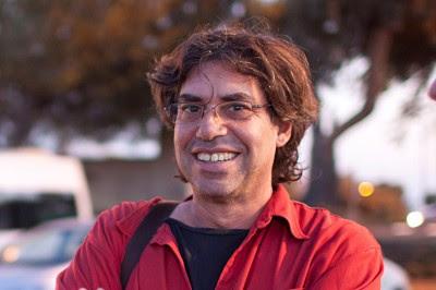 יורם הוניג, מנהל המיזם לקולנוע ולטלויזיה ירושלים.