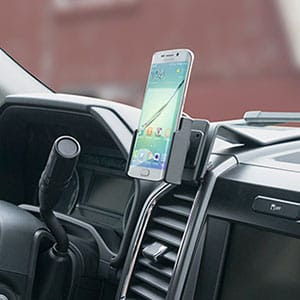 ford f150 truck phone mount holder 300