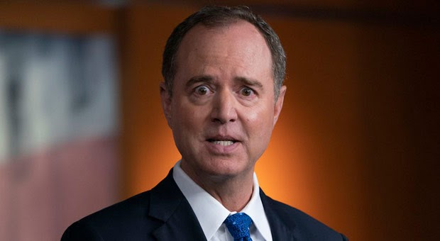 Adam Schiff Fighting to Keep His Impeachment Subpoena Records Hidden from Public