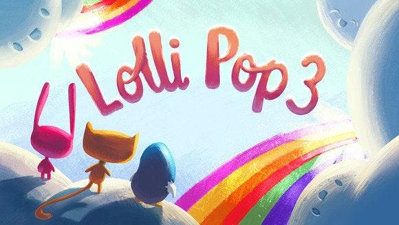 lollipop3 logotipo bandeira