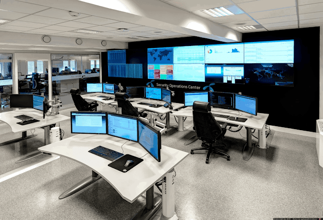 Membangun Security Operations Center (SOC)
