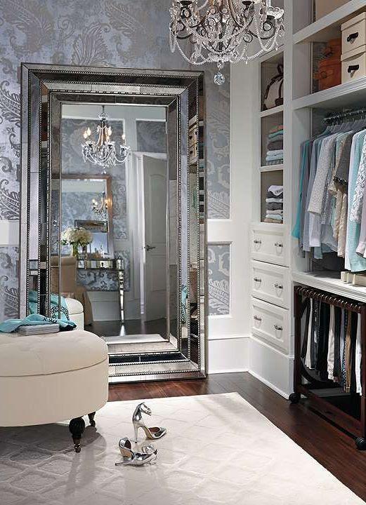 Your dream walk in closet