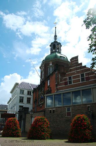 Old church in Dortrecht