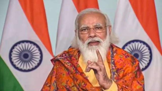 राजनीतिक वंशवाद लोकतंत्र का सबसे बड़ा दुश्मन, युवा राजनीति में आगे आएं: पीएम मोदी