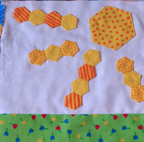 Craftsy Block of the month