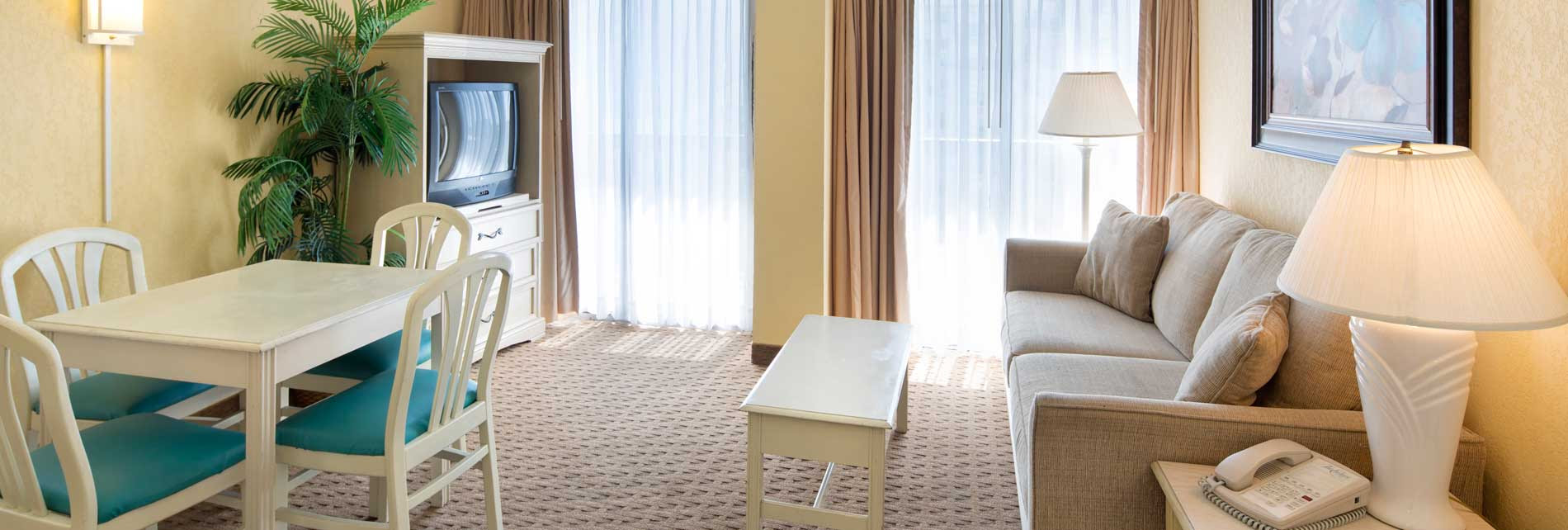 Two Bedroom Suite Orlando The Enclave Hotel Suites