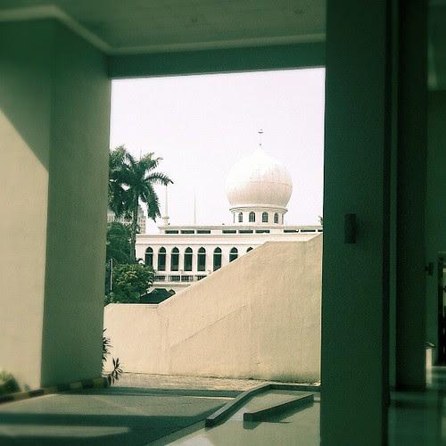 Al azhar #mosque #dome #picoftheday #instagram  #instamood  #instapic by be.samyono