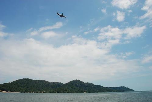 Penang Jerejak Island