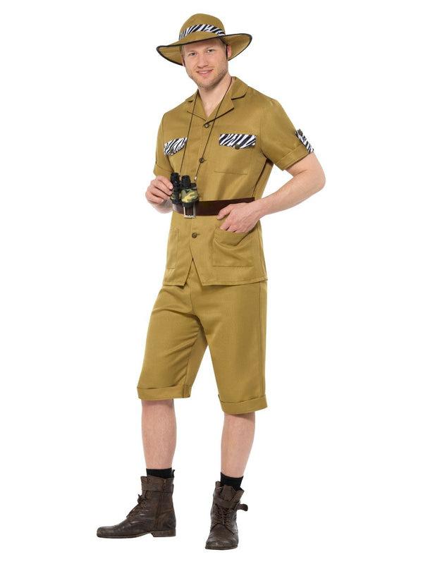mens safari costume  smiffys