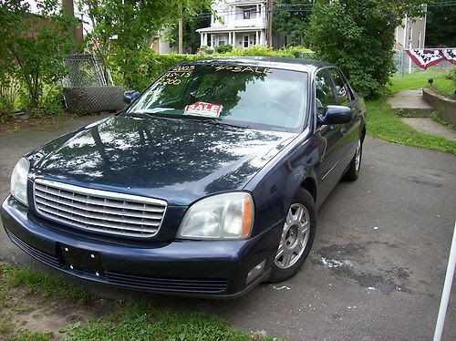 Sell used 2005 Cadillac DeVille Base Sedan 4-Door 4.6L in ...
