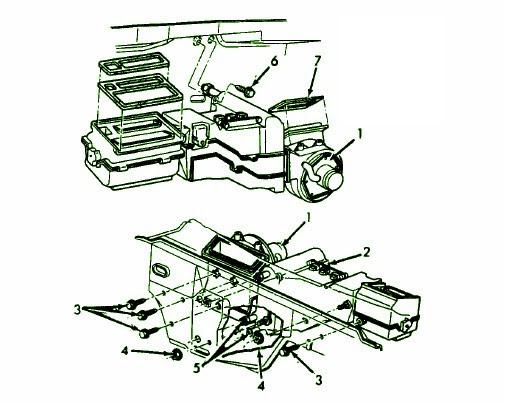 1995 gmc sierra engine diagram pictures