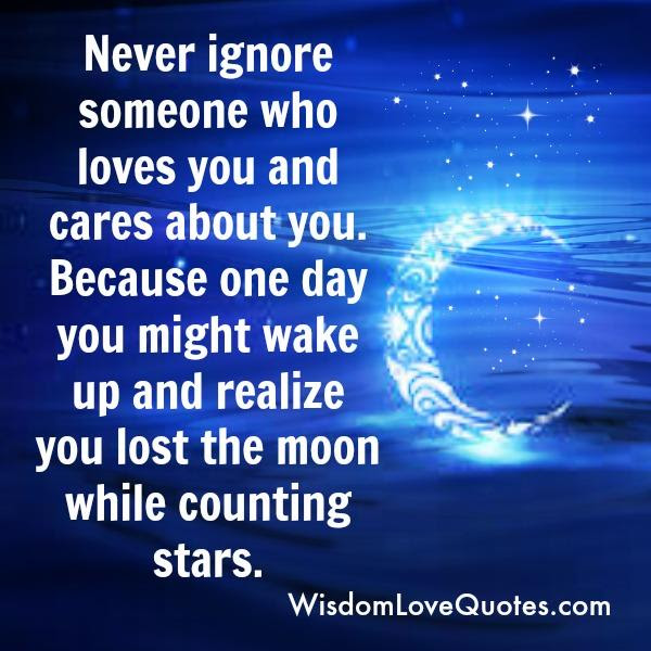 Quotes About Someone Ignore You 48 Quotes