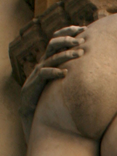 Sabine's Butt