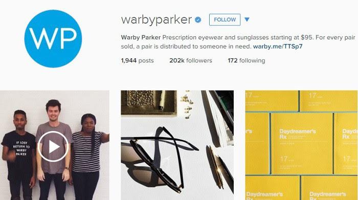 Ejemplo-de-enlace-en-bio-WarbyParker