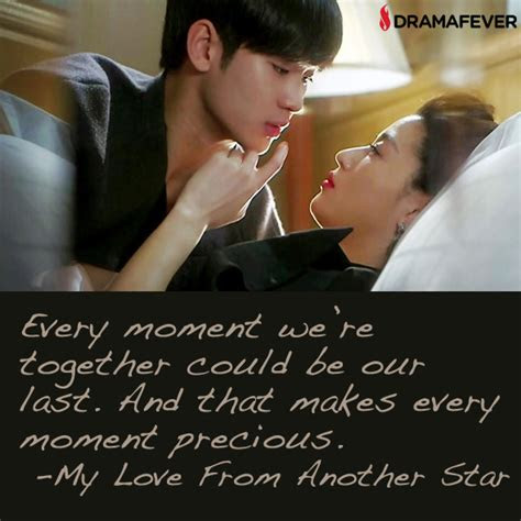 My Love From Another Star Quotes