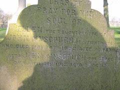 John Ainscough (1838 -1916 m Ellen (Smith) (1837-1892)