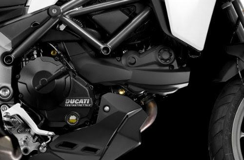 So găng Honda CRF 1000L Africa Twin và Ducati Multistrada 950 - 13