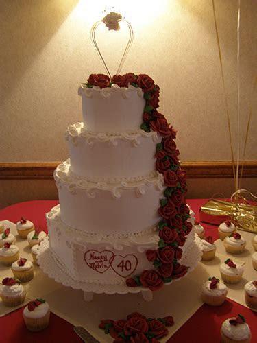 Anniversary Cakes   Lisa Becker's Bakery   Custom Cakes