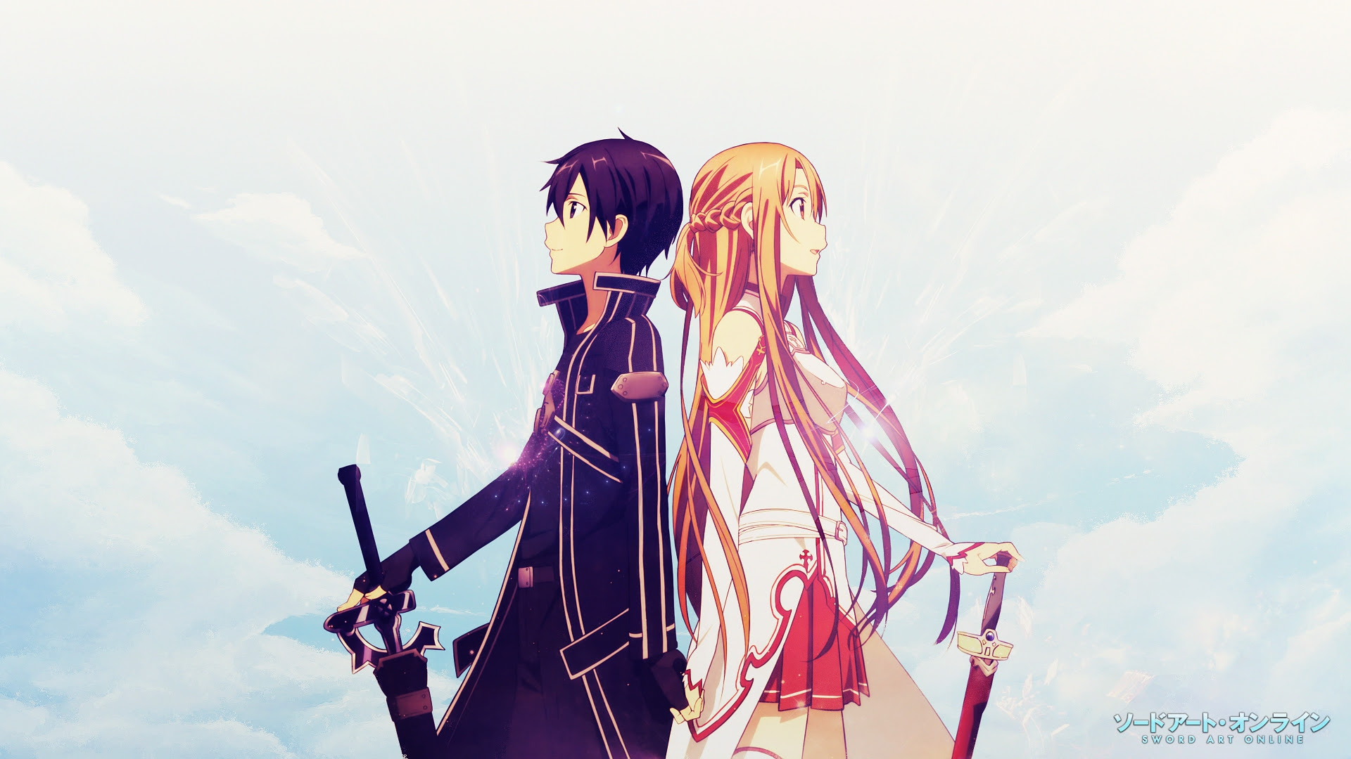 Sword Art Online Hd Wallpapers Backgrounds Wallpaper 1920x1080