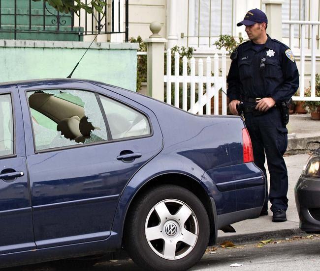 Janelas quebradas uma teoria do crime que merece reflexo
