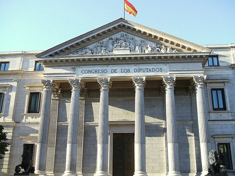 Madrid - Congreso de Diputados 1