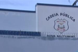 Sete presos foram recapturados pela polícia