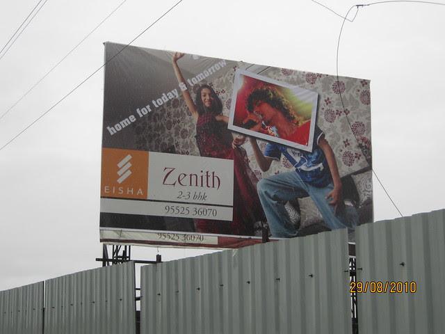 Eisha Zenith 2 BHK & 3 BHK Flats