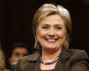 Hillary before Senate committee
