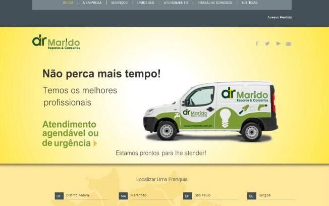 A Franquia Dr. Marido Reparos e Consertos tem a proposta de levar soluções de qualidade em manutenção residencial e comercial - Valor de invetimento: R$ 31,5 mil. Foto: Divulgação
