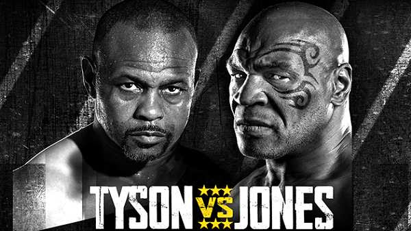 Watch Mike Tyson vs. Roy Jones Jr 11/28/20 Online 28th November 2020 Full Show Free