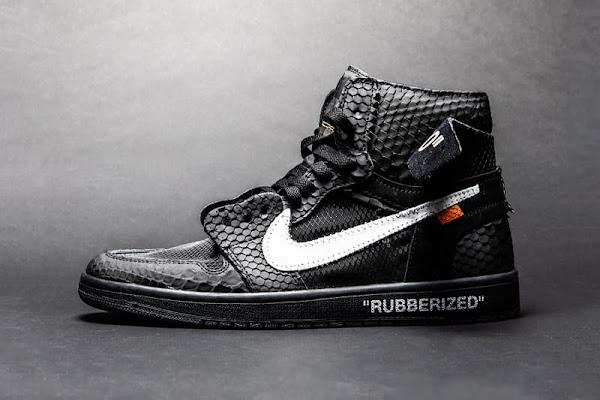 441e4d696c9 The Shoe Surgeon Douses the Air Jordan 1 in