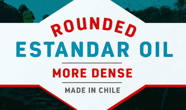 estander rounded 23 of the most beautiful typefaces from September 2014