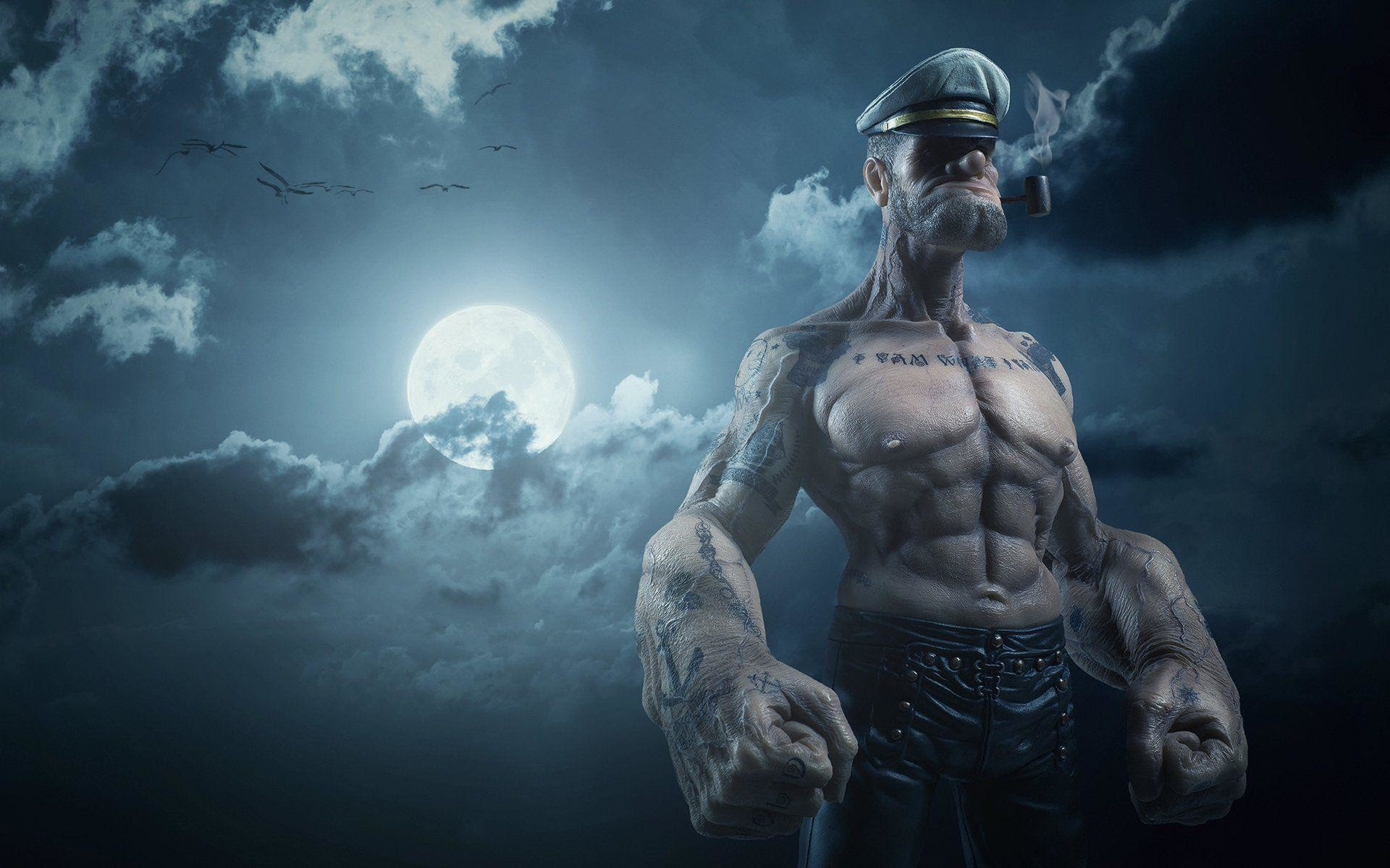 Popeye Wallpapers 45 Images