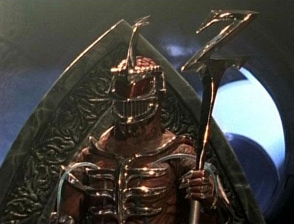 Lord Zedd was the coolest villain in MIGHTY MORPHIN POWER RANGERS.